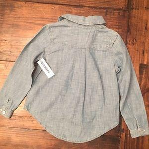 Old Navy Shirts & Tops - NEW! Old Navy Chambray Shirt Size 4
